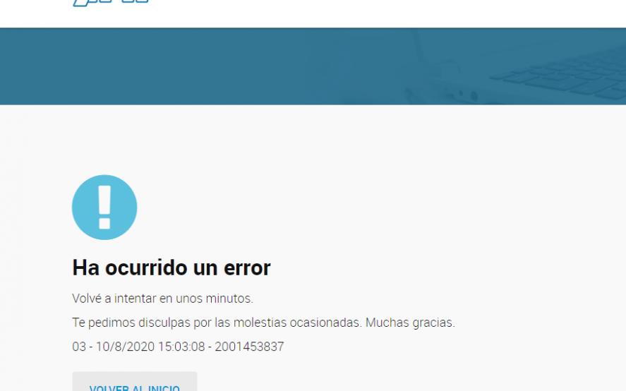Se cayó la web de AFIP en un día clave: mirá los memes de los contadores