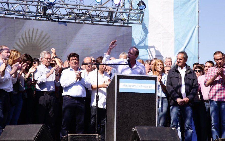 En video: El pedido unánime del peronismo por la unidad para volver a gobernar Buenos Aires