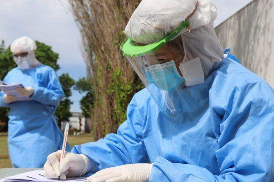 Provincia: en 2020, 13 de cada 100 muertes fueron por Coronavirus