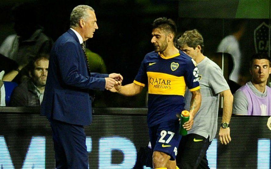 ¿Desgarro o mentirón?: Salvio se resintió de una lesión pero Alfaro lo metió en la lista de concentrados