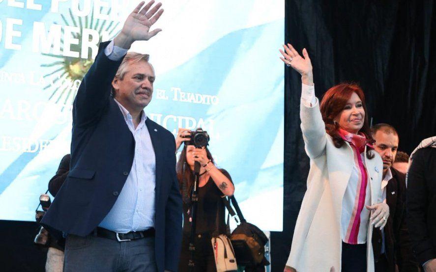 Alberto Fernández ratificó que hay lugar para Massa en una PASO tras el congreso del Frente Renovador