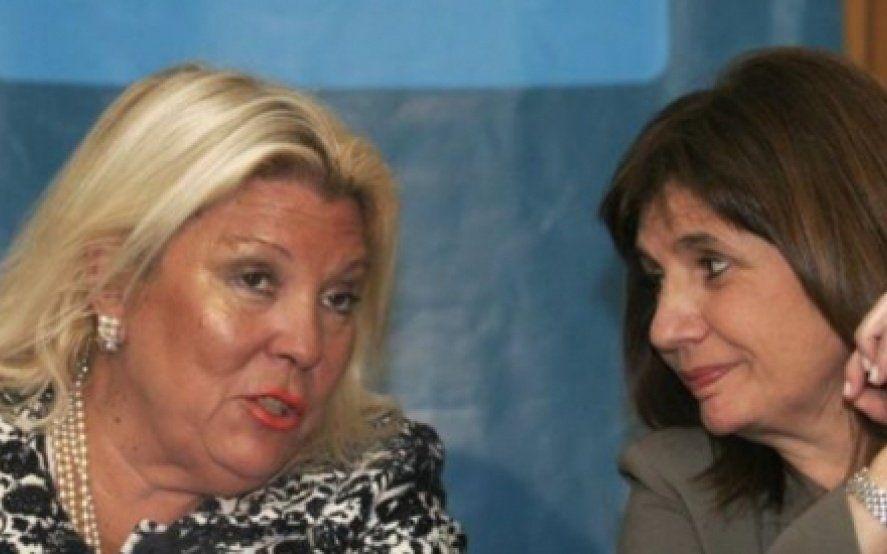 """Carrió volvió a pegarle a Patricia Bullrich: """"No puede parar, se cree Bolsonaro"""""""