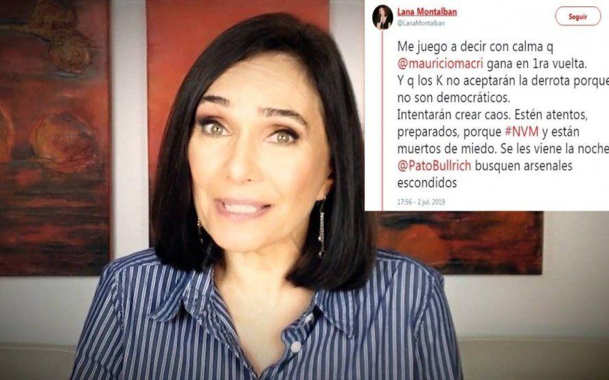 """""""Busquen arsenales escondidos"""": el curioso tuit de una periodista con blooper incluido"""