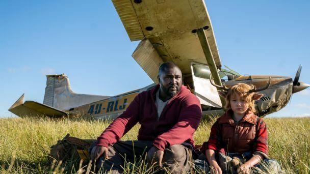 Gus junto a Jeppard, en la nueva historia de Netflix
