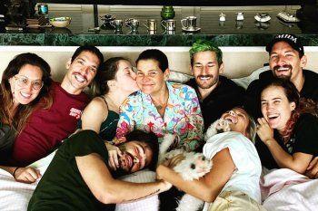 La familia Montaner reaccionó al casamiento de Ricky y Stefi