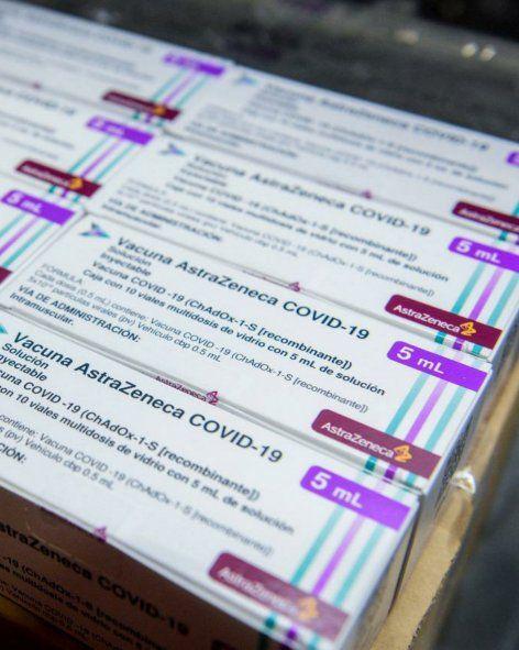Se acelera el ritmo de vacunación en Argentina.