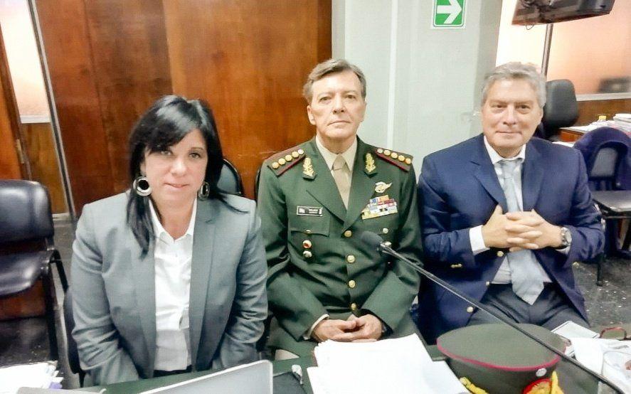 Inesperado: Absolvieron al exjefe del Ejército, César Milani
