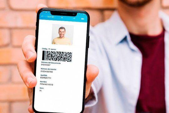 nuevo dni digital: ¿cuanto cuesta, como es el tramite y que pasa si perdes o te roban el celular?