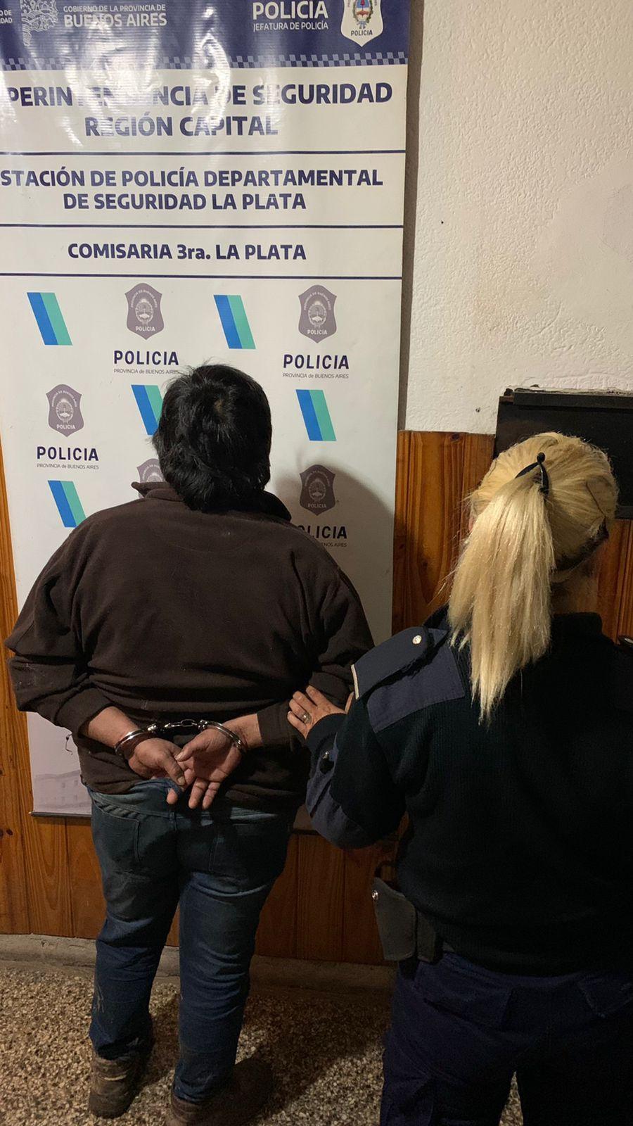 El hombre fue detenido por orden del fiscal Álvaro Garganta