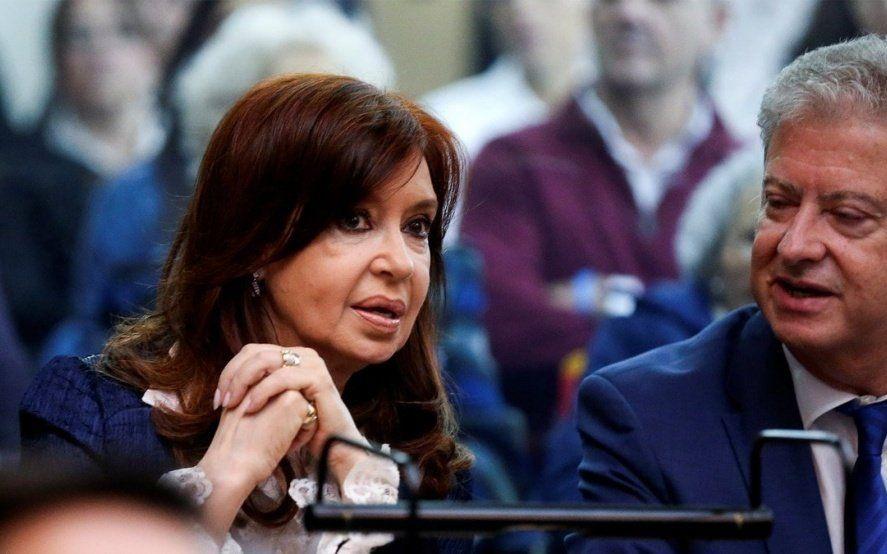 """Cristina Kirchner presentó la recusación de un perito que """"odia al kirchnerismo"""""""
