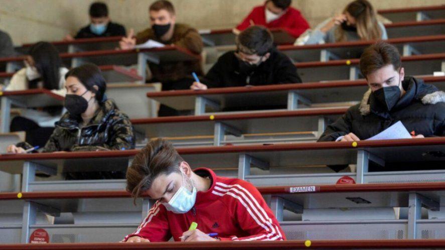 Las universidades de la provincia de Buenos Aires ampliarán el cupo de alumnos para las clases presenciales.