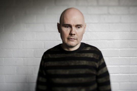 Billy Corgan, lider de Smashing Pumpkins