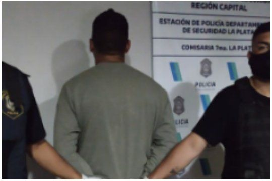 El hombre de 39 años fue detenido anoche por un crimen cometido hace 9 años