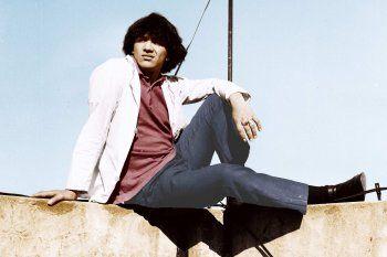 """Tanguito fue uno de los fundadores del rock nacional y coautor del hit """"La balsa""""."""