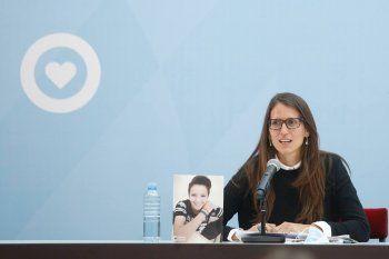 Qué dijo Gómez Alcorta sobre Tehuel, el joven desaparecido