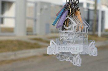 Serán un total de 1.249 viviendas las que participarán del sorteo del Procrear II