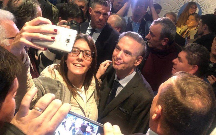 """Pichetto: """"Un triunfo de Macri eyectará al kirchnerismo y propiciará la reconstrucción del peronismo"""