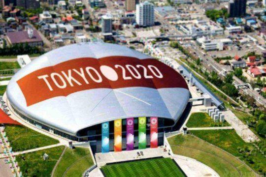 los juegos olimpicos se relanzaron bajo el nombre de tokio 2020 + 1
