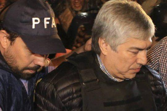 Lázaro Báez, condenado a 12 años de prisión por lavado de dinero.