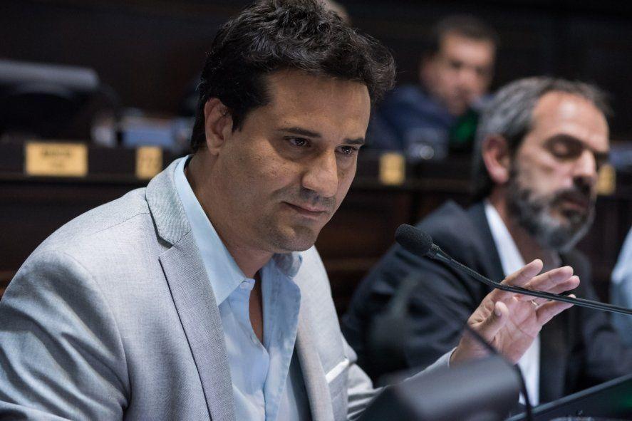 Vacunas: Maximiliano Abad, a favor del proyecto de Kicillof