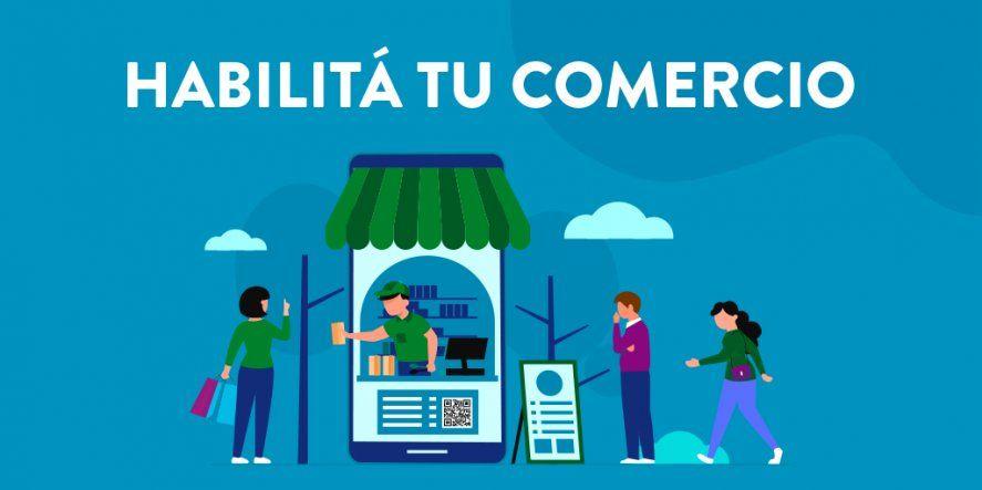 Vicente López habilita comercios en 24 horas de manera online