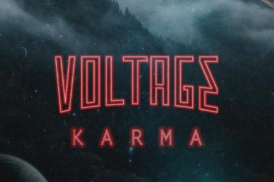 voltage sale a romperla: ya podes escuchar completo su nuevo disco, ?karma?