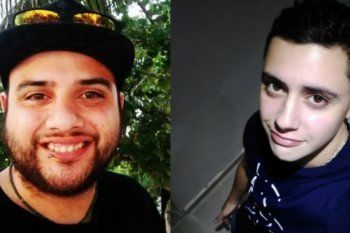Maximilano y Daniel fallecieron durante un accidente de tránsito en Miami