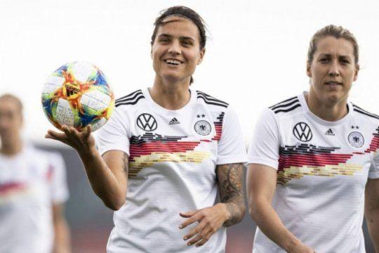 mundial de futbol femenino: sabado de super accion