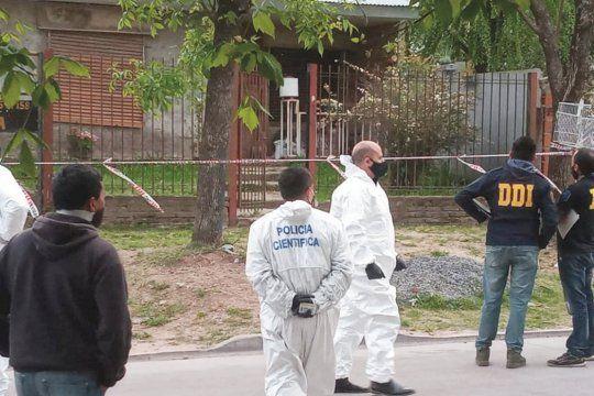 El crimen del chapista fue en 122 bis entre 14 y 15 de Berisso