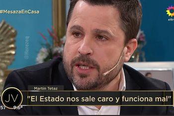 Martín Tetaz propuso que se permita el trabajo infantil para fomentar la producción nacional y sacar a los niños y jóvenes del narcotrafico