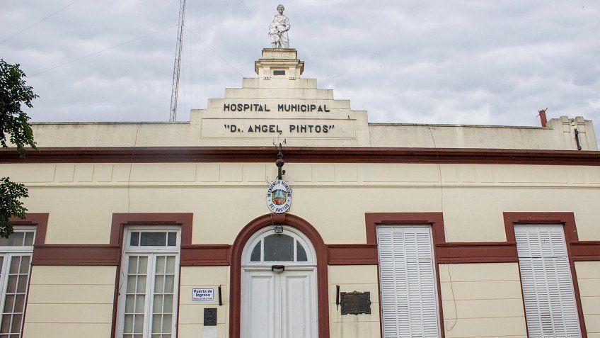 El hospital municipal de Azul ya no tiene disponibilidad para atender pacientes con coronavirus.