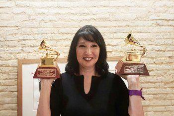 murio claudia montero, la compositora argentina que gano 4 premios lattin grammy