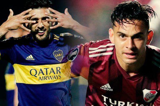 Un debut para todos los gustos de los argentinos en la Libertadores