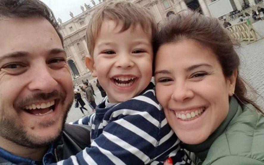 """Tras la agresión que sufrió Brancatelli, habló su esposa: """"Nos tocó vivir un momento horrible"""""""