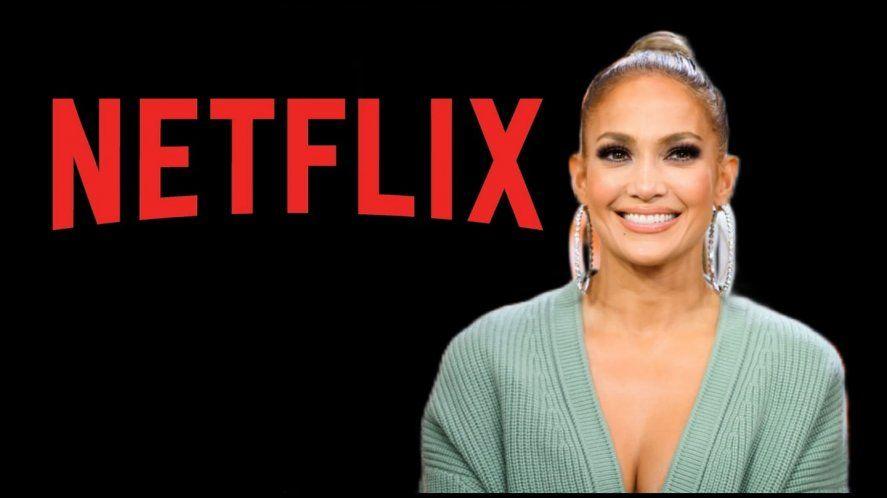 Jennifer López firmó un contrato millonario con Netflix