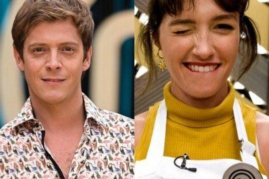 Gastón Dalmau y Candela Vetrano participan de MasterChef Celebrity Argentina y tendrán la visita de un ex Casi Ángeles