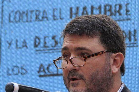 Roberto Cipriano, secretario de la CPM