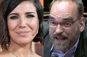 Andrea Rincón le contestó a Fernando Iglesias: No soy tu mami