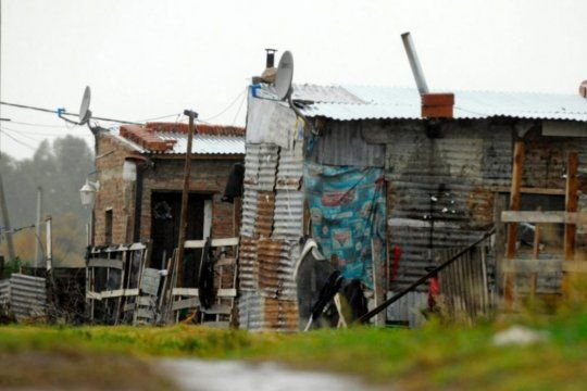 Más de la mitad de la gente del Conurbano es pobre