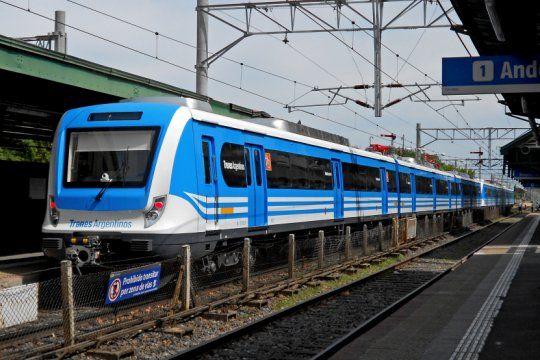 El tren Roca funcionará de Constitución a Burzaco los domingos por obras en las vías