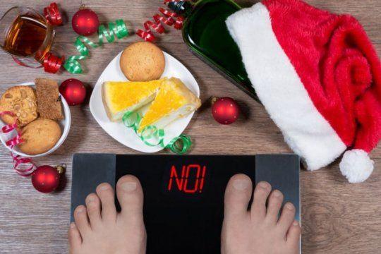 ¿comiste de mas? conoce los cinco consejos para bajar los kilitos que sumaste en las fiestas