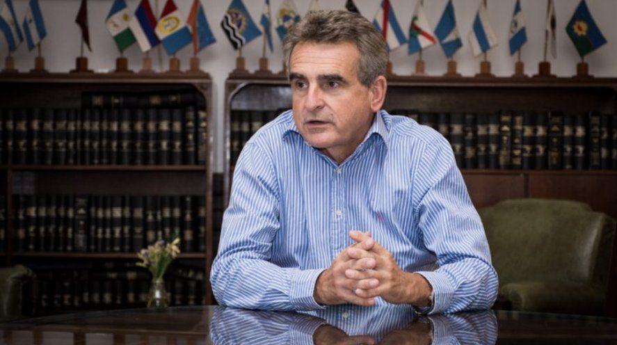 """Agustín Rossi repudió el lanzamiento de la """"mesa de enlace"""" militar"""