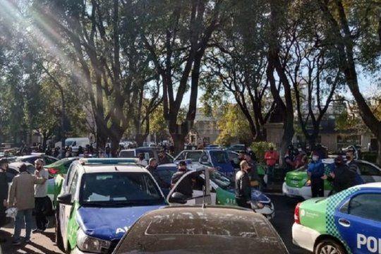 Cuáles son las demandas de la policía bonaerense tras un segundo día de protestas