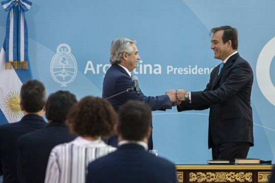 Alberto Fernández dijo que la oposición persiguió a la ex Procuradora, Alejandra Gils Carbó