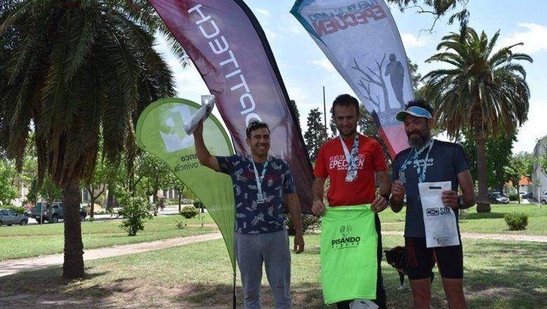 Vuelta al Lago Epecuén: mirá las imágenes que dejó la segunda edición de la maratón