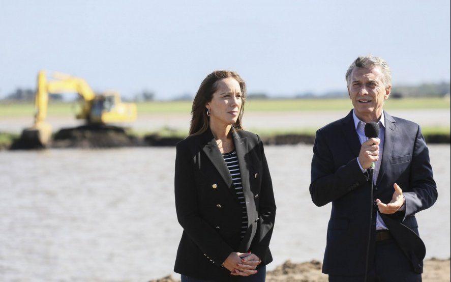 Avanzan obras en el Río Salado: quieren recuperar más de 1 millón de hectáreas productivas