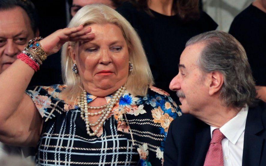 "La CC bonaerense respaldó a Carrió tras su pedido de ""revisar"" juicios de lesa humanidad"