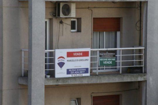 el mercado inmobiliario sigue en caida: ?hoy nos encontramos en un momento critico?