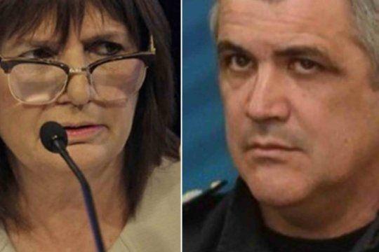 bullrich sobre la frase del jefe policial de la provincia: ?su declaracion no fue de lo mas feliz?