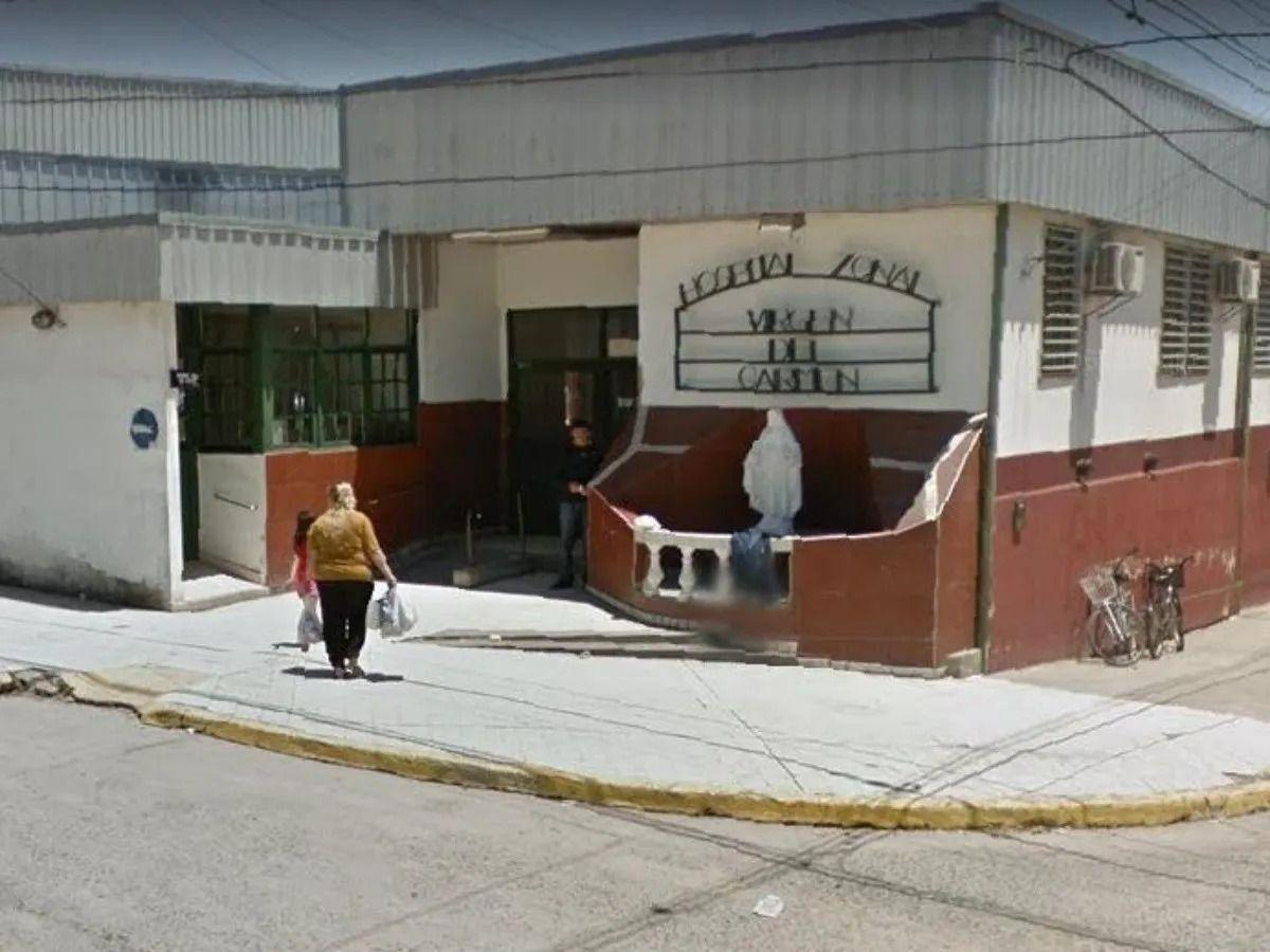 El joven baleado fue derivado al hospital zonal de Zárate